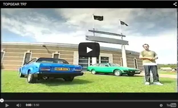 VotW - Top Gear Triumph TR7