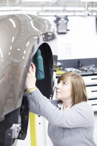 Year of investment continues for Bentley with largest intake of apprentices in 25 years