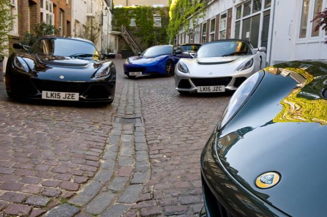 Lotus Cars in London