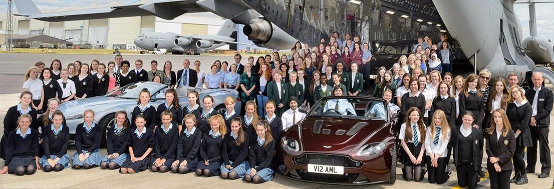 Aston Martin RAF
