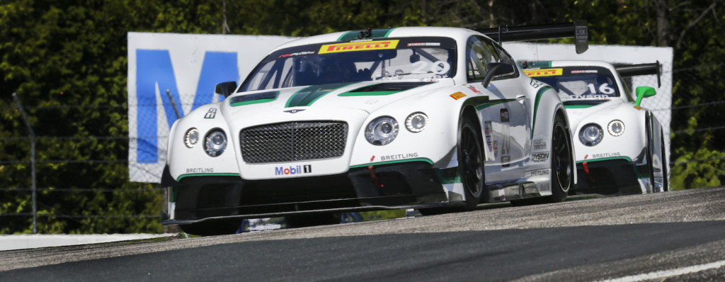 Bentley Team Dyson Racing returns to Road America