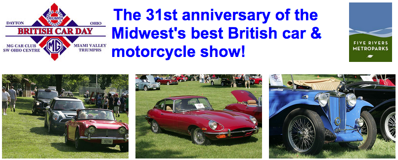 Dayton British Car Show