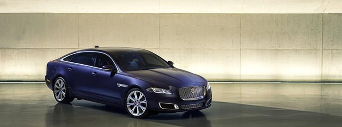 Jaguar XJ Update