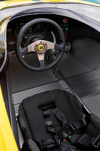 Lotus 3-Eleven - Interior