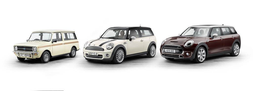 MINI Clubman Comparison