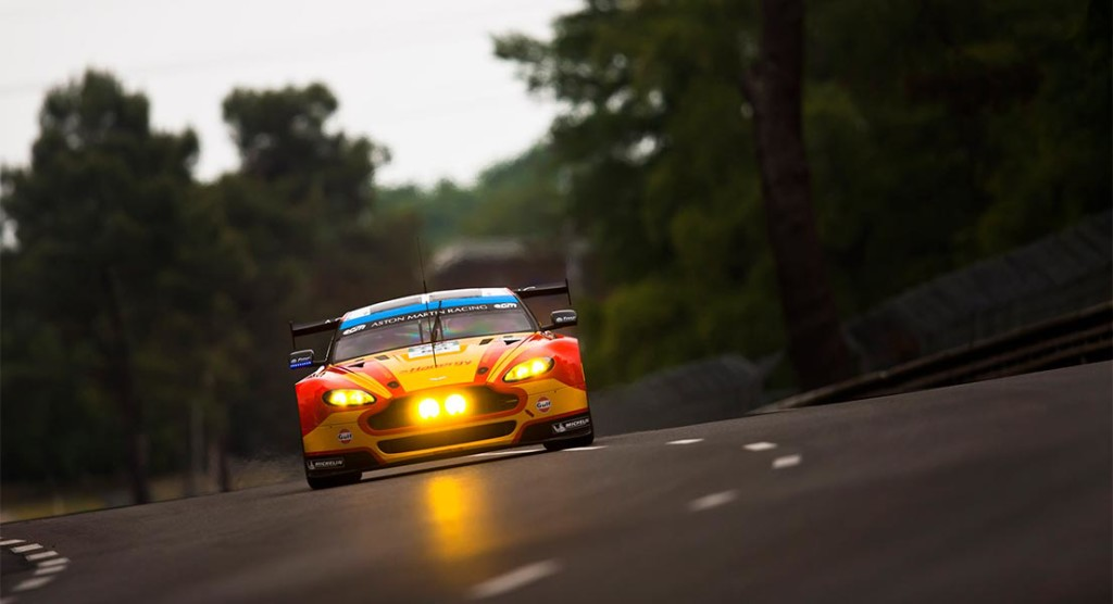 Qualifying at Le Mans 24 Hour