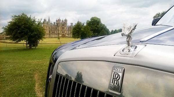 Rolls-Royce Motor Cars Celebrates Largest Gathering Of Rolls-Royces In The World