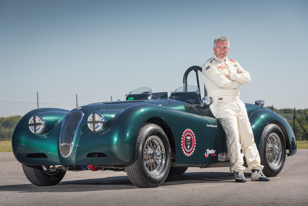 Paul Hollywood Jaguar Heritage Challenge - Brands Hatch