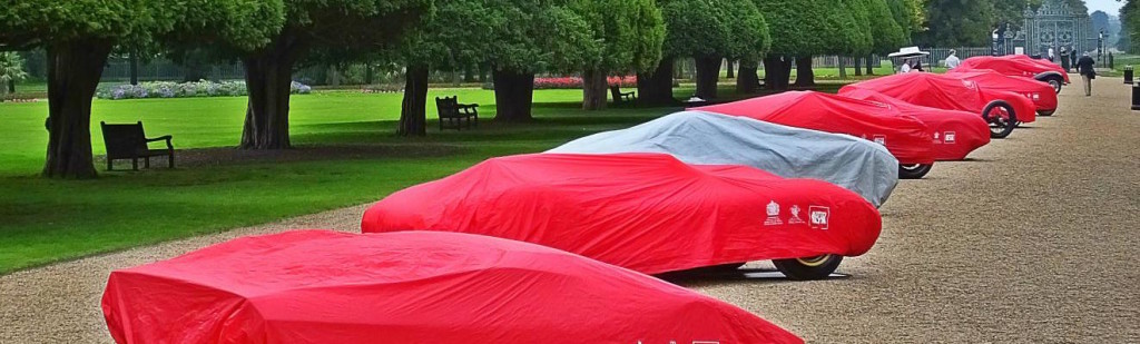Autoglym at Concours of Elegance 2014