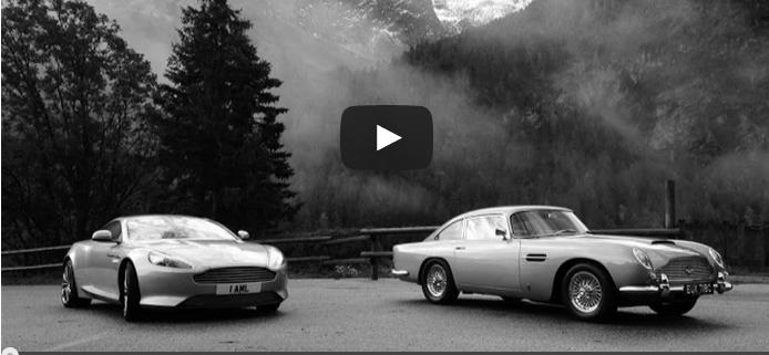 Discover Aston Martin DB
