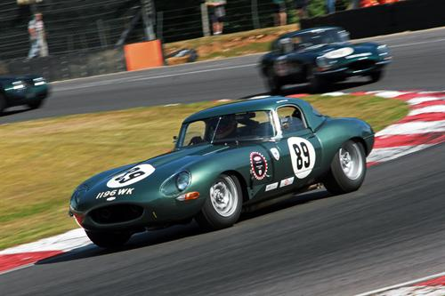 JD Classics takes dominant one-two finish at Brands Hatch