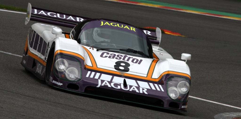 Jaguar XJR 9 - Photo Credit Kent Abrahamson