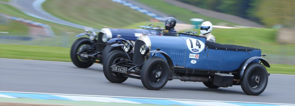 Make a date with the Donington Historic Festival