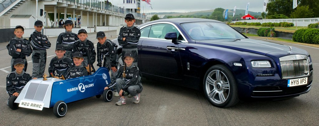 Rolls-Royce Race Series Success