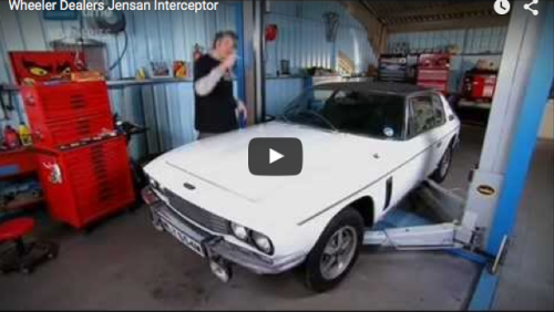 VotW - Jensen Interceptor