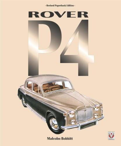 Rover P4 Malcolm Bobbitt