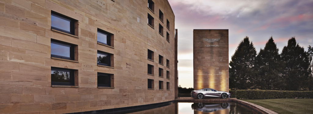 Aston Martin Headquarters