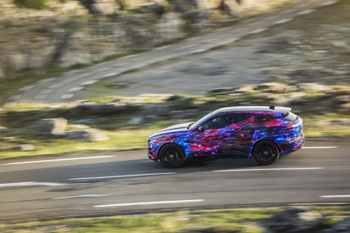 JAGUAR F-PACE DYNAMIC