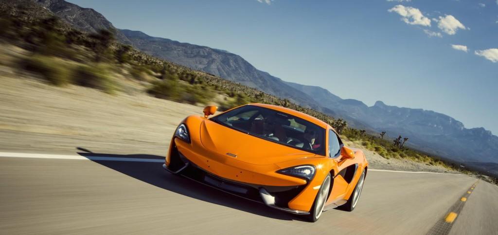 McLaren 570S Arizona