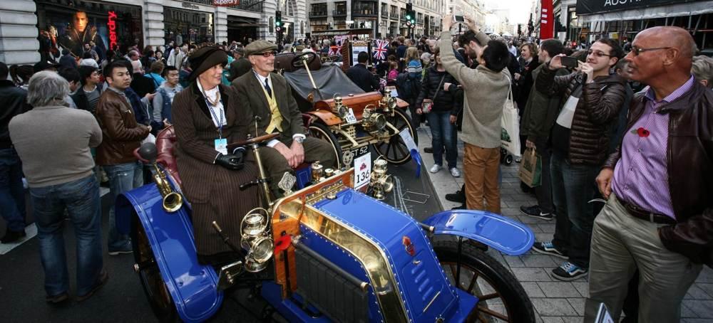 Regent Street Motor Show 3
