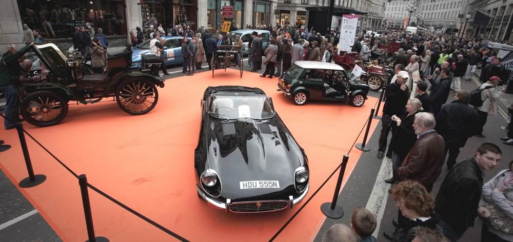 Regent Street Motor Show 4