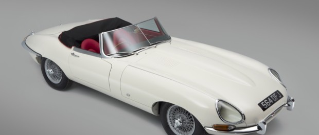 1961 Jaguar E-Type Chassis No 60 after restoration by CMC (Ph. John Colley)