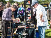 2015 International Autojumble - Trunk Traders 1