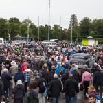 2015 International Autojumble the show opens