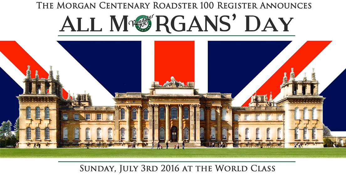 All Morgan's Day Logo