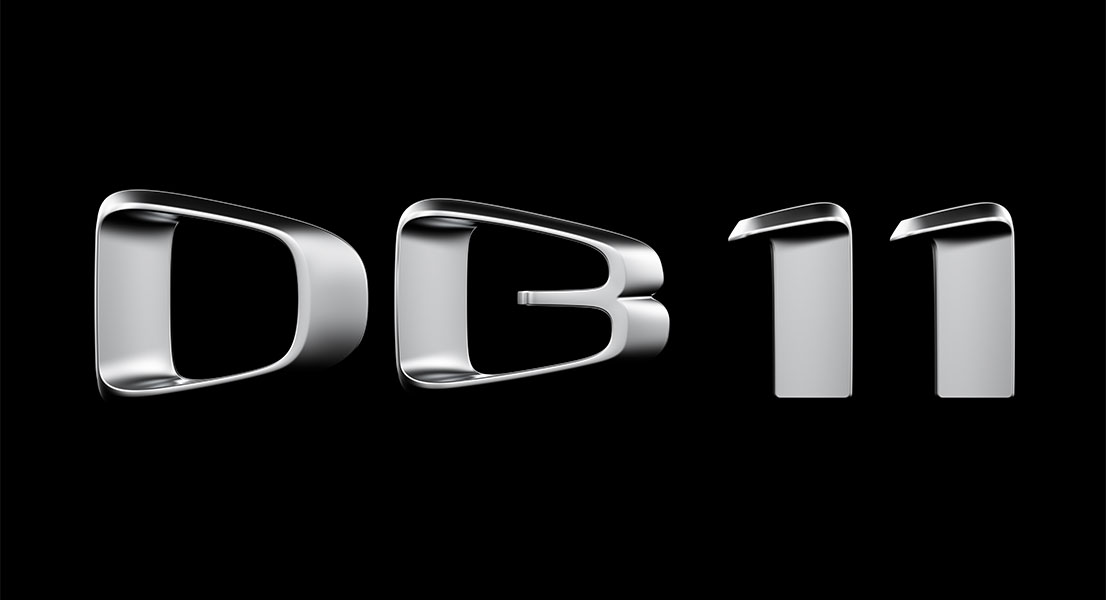 Aston Martin is today confirming DB11 as the name of its forthcoming sports car.
