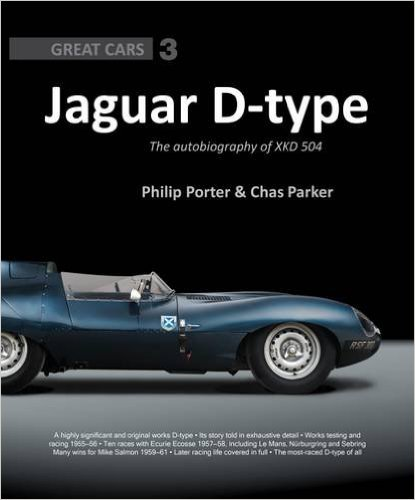 Autobiography of Jaguar D Type1