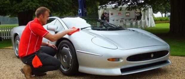 Autoglym sponsors Best British Car Ever feature