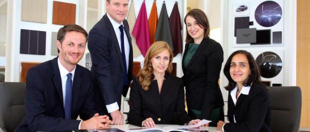Bentley announces new European Communications team