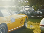 CONCOURS OF ELEGANCE ARRIVES IN SCOTLAND – FILM FROM HIGHLAND TOUR – DAYS 1 AND 2