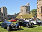 Concours at Windsor Castle