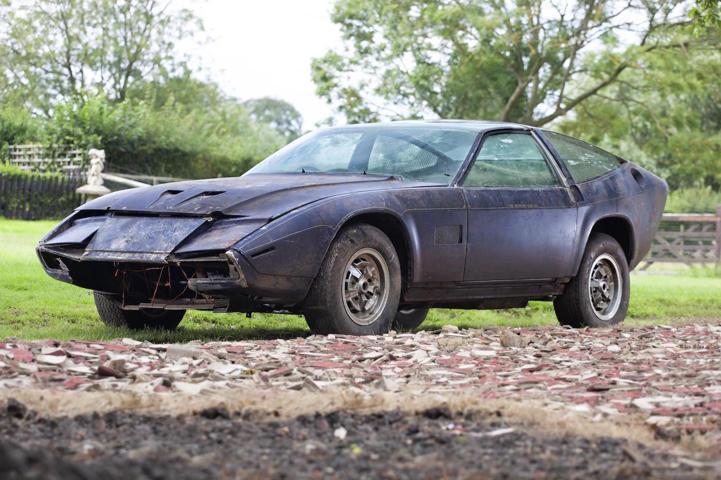 H H Aston Martin Sotheby Special