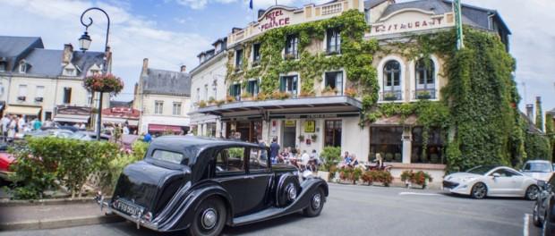 Hotel de France, La Chartre-sur-le-Loir