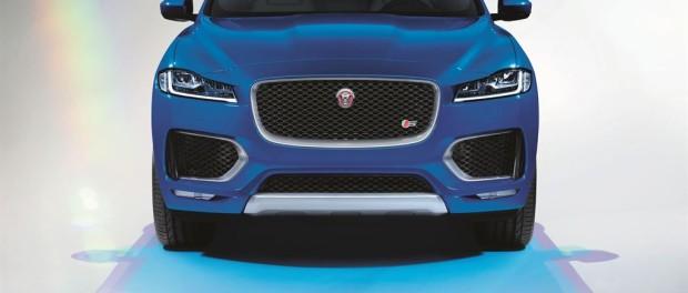 Jaguar FPACE LE S