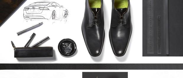 Jaguar Oliver Sweeney Driving Shoe
