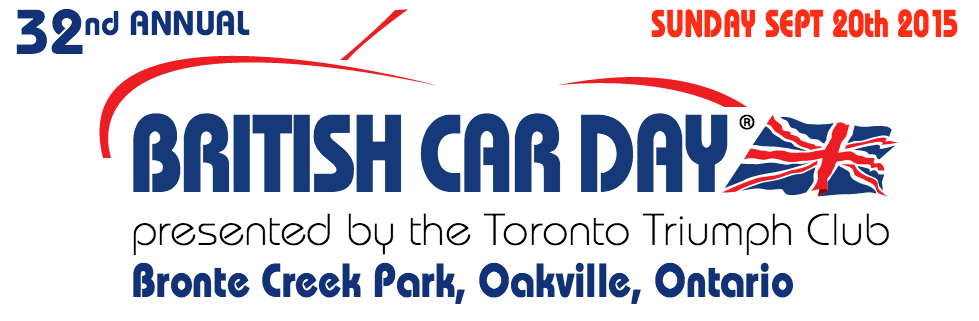 Ontario British Car Day