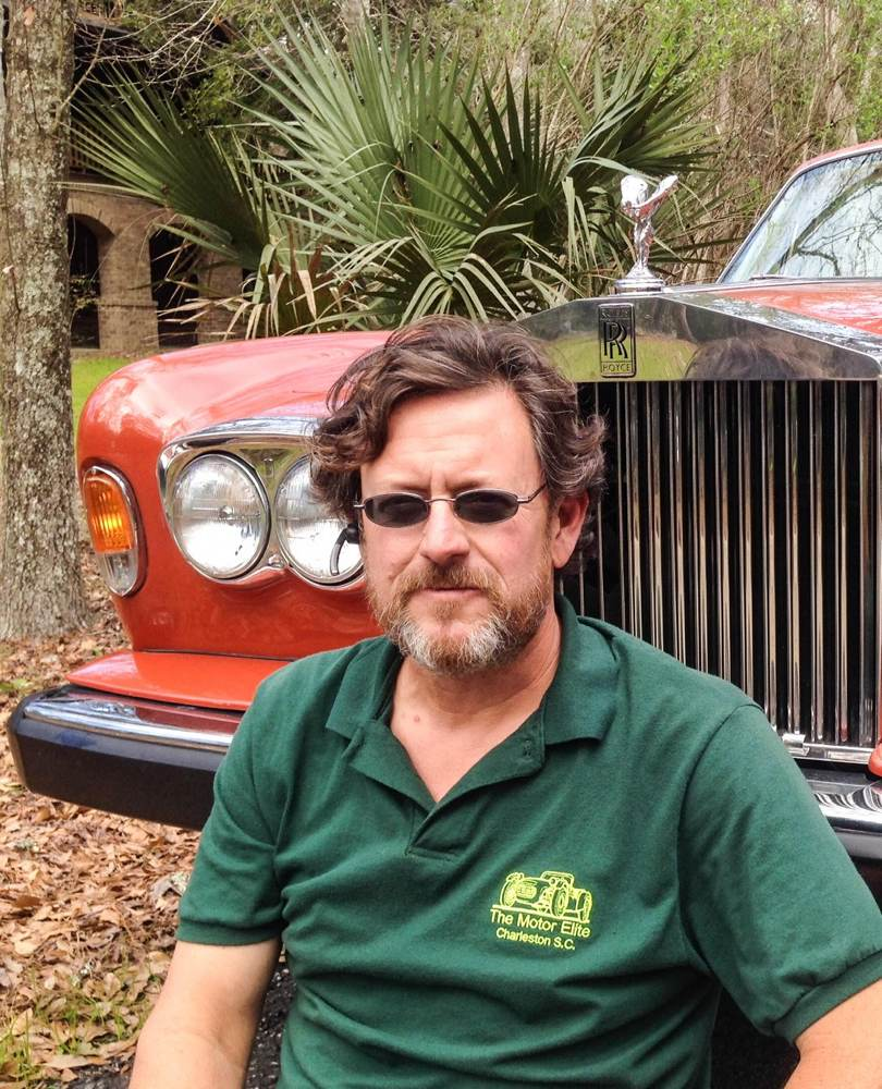 Robert Morey - British Sports Car Consulting