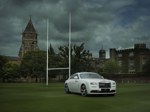 Rolls-Royce Wraith History of Rugby Field