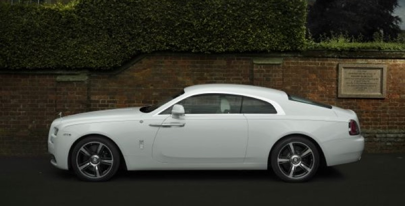 Rolls-Royce Wraith History of Rugby Origins