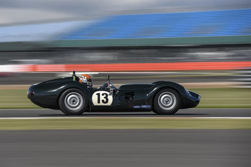 The Lister Jaguar Knobbly