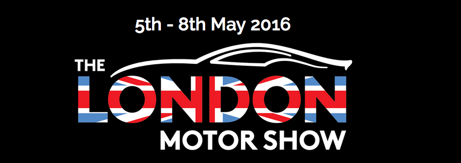 The London Motor Show 2016