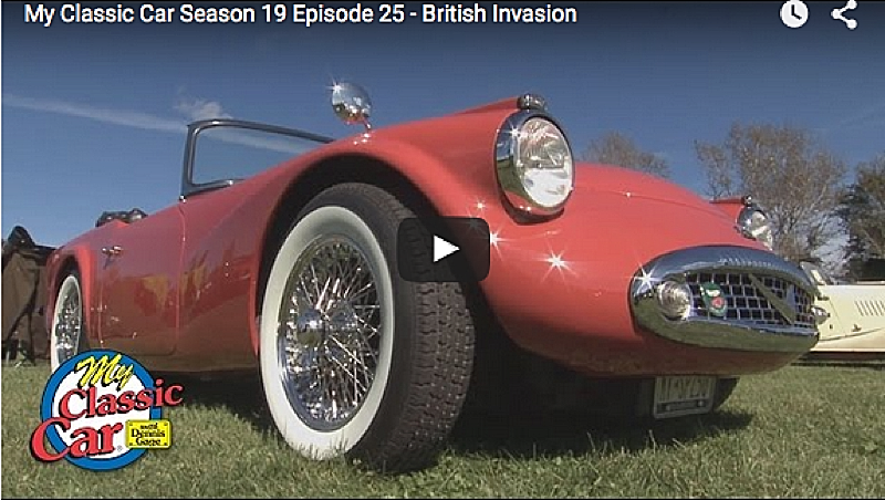 VotW - Stowe Vermont British Invasion