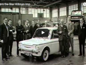 VotW - The Hillman Imp