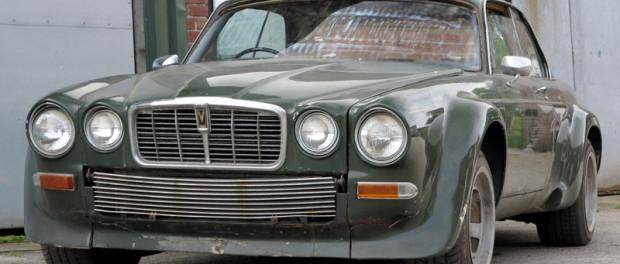 1976 Jaguar XJ12-C Broadspeed - 1