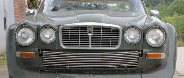 1976 Jaguar XJ12-C Broadspeed - 2