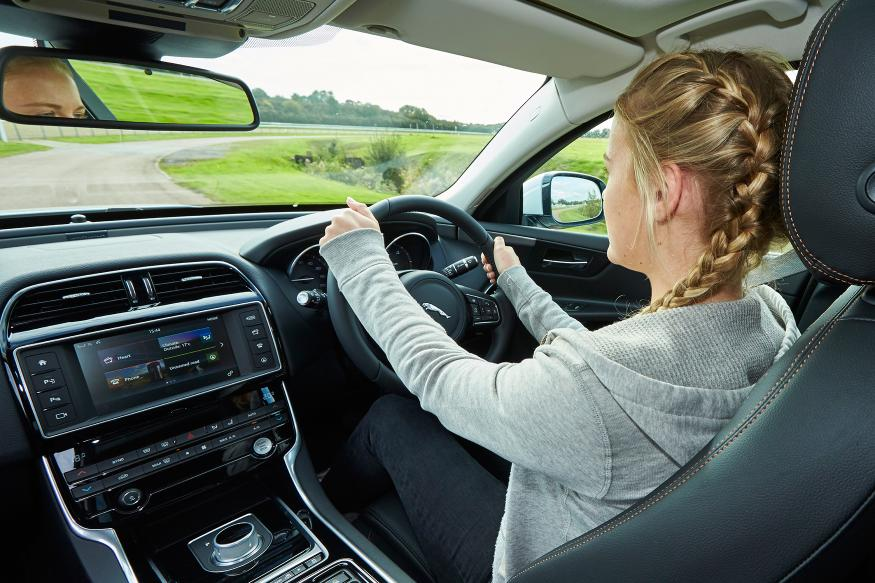 Jaguar First scheme to educate young people on safe, responsible driving